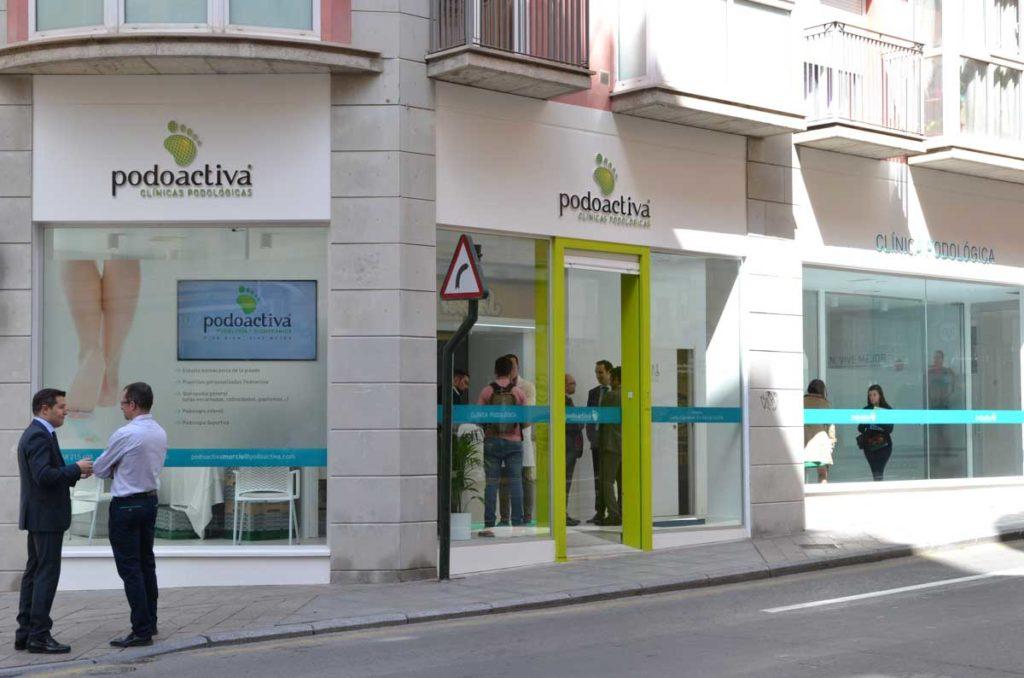 Arquitectura Técnica Alicante - Centro de Podología y Biomecánica en Murcia